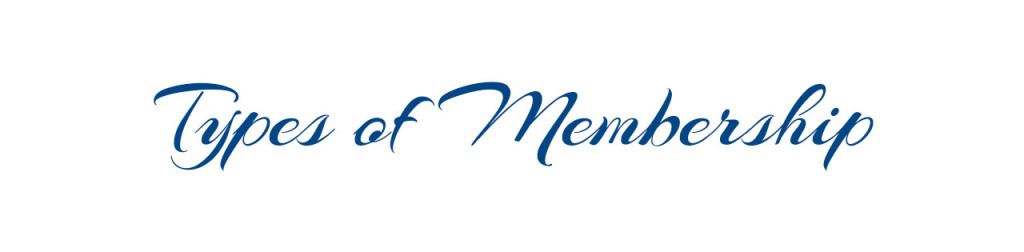 Types-of-Membership